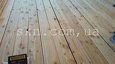 Палубная доска сибирская лиственница 20х140 сорт С, фото 3