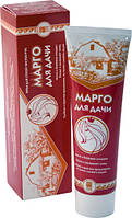 Крем для сухой чистки рук Марго для дачи