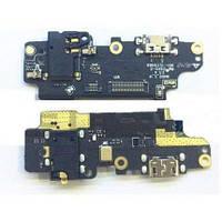 Шлейф Meizu U10 c коннектором зарядки