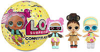 Кукла LOL surprise Confetty Pop А 7102 (192), фото 1