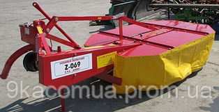 Косилка роторная Wirax Z-169 (1,85м Польша, оригинал) без кардана