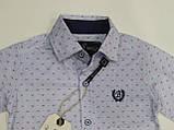 Сорочка для хлопчика ТМ Breeze бавовна Туреччина р. 74-98, фото 3