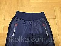 Спортивные брюки на меху для мальчиков оптом, F&D, 4-12 лет., арт. WX-2241, фото 4