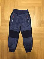 Спортивные брюки на меху для мальчиков оптом, F&D, 4-12 лет., арт. WX-2241, фото 3