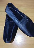 Чешки кожаные  мужские размеры 26-29 см