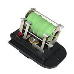Резистор отопителя ВАЗ-2110 (круглый на 3 выхода) Калуга