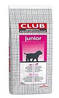 Корм для щенков средних и крупных пород- ROYAL CANIN CLUB PRO JUNIOR, 20 КГ