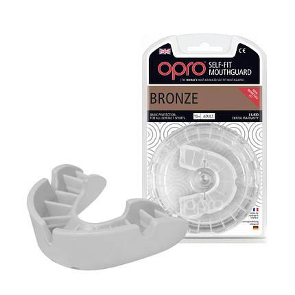 Капа OPRO Bronze While(art.002184006), фото 2