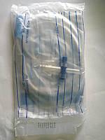 Мочеприемник с крестообразным сливом  ALEXPHARM 2000 мл, фото 1