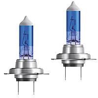 Галогенная лампа Osram H7 Cool Blue Boost 12V 62210CBB-HCB DUO (2шт.), фото 1