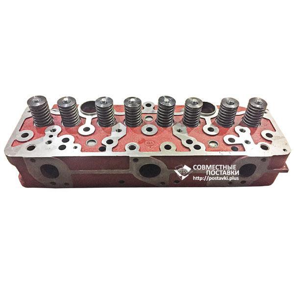 Головка блока цилиндров МТЗ, Д-240, Д-243 в сборе с клапанами 240-1003012