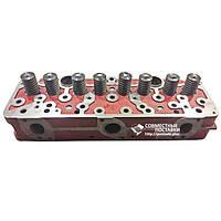 Головка блока цилиндров МТЗ, Д-240, Д-243 в сборе с клапанами 240-1003012, фото 1