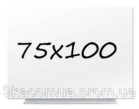 Доска магнитно-маркерная безрамная 75х100 Тетрис