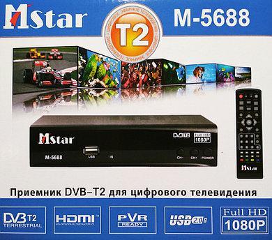 DVB-Т2 Mstar M-5684, M-5688  Operasky, TV тюнер Т2 приемник для цифрового ТВ