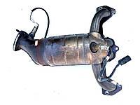Коллектор выпускной Lada Kalina, фото 1