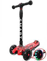 Трехколесный Самокат Scooter - SMART Print