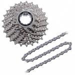 Заміна компонентів трансмісії велосипеда...