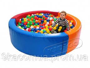 Сухой бассейн KIDIGO™ Круг 2,0 м