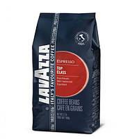 Кофе в зернах Lavazza Top Class 1 кг (Акция)