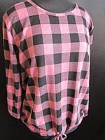 Женские кофты снизу с завязками., фото 1