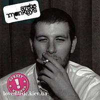 Музичний сд диск ARCTIC MONKEYS Whatever people say i am, that's what I'm not (2006) (audio cd)