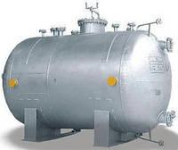 Емкостное оборудование до 4м3 из углеродистой и нержавеющей сталей
