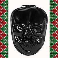 Мужской черный рюкзак 3D с черепом, 3 d со скелетом