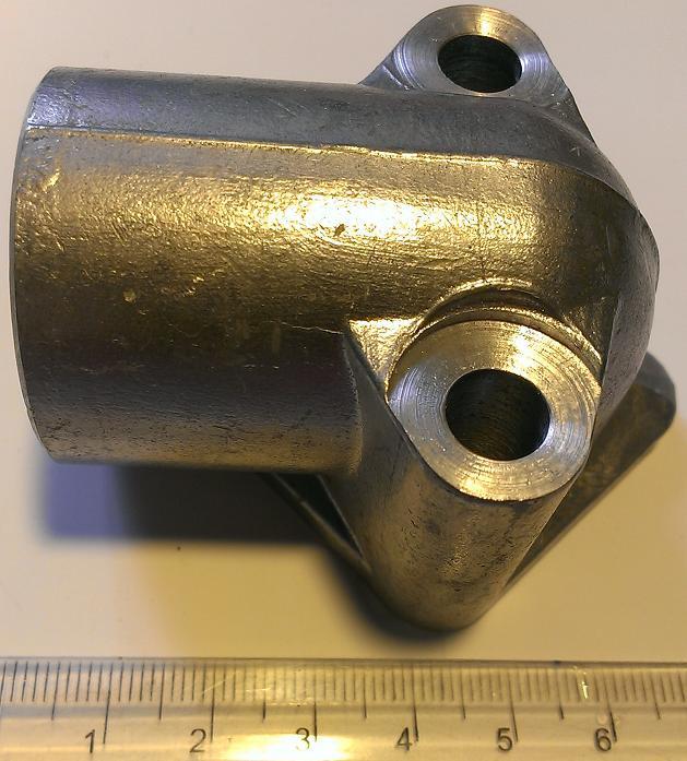 Трубный угольник М22х1,5 В2441301 6 428935