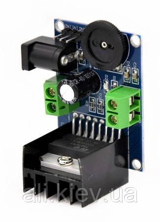 Мини стерео усилитель 2х15Вт (TDA7297) АВ клас