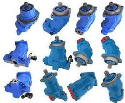 Гидромотор / гидронасос
