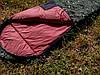 Тактический спальник + компрессионный мешок (-2/-7). Спальный мешок для похода весна и осень Пиксель Камуфляж, фото 4