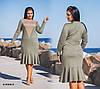 Платье уголок женское ат 0116 гл, разные цвета, фото 5