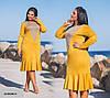 Платье уголок женское ат 0116 гл, разные цвета, фото 6