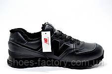 Зимние кроссовки в стиле New Balance HM574, мужские на меху, фото 3