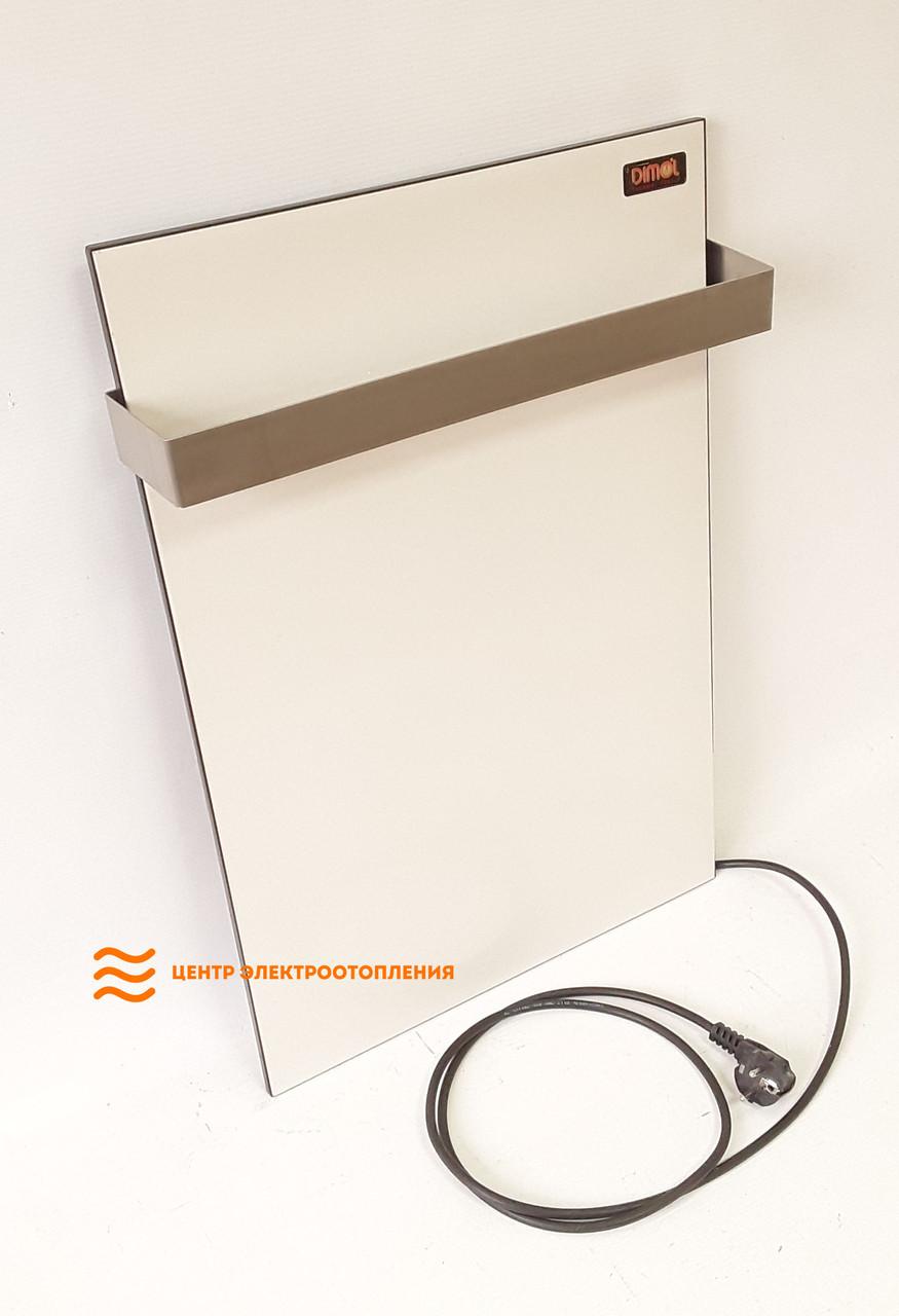 Керамический полотенцесушитель Dimol Mini 07 кремовый