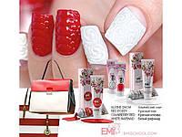 Набор гелевых красок Эми для уникального дизайна 3Д