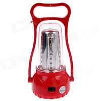 Лампа Светодиодная Yajia 5833 35LEВ + Solar панель Rechargeable
