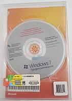 Лицензионная Microsoft Windows 7 Professional 64-bit, RUS,OEM-версия (FQC-08297), вскрытый пакет