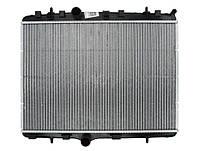 Радиатор охлаждения Citroen Berlingo 08-