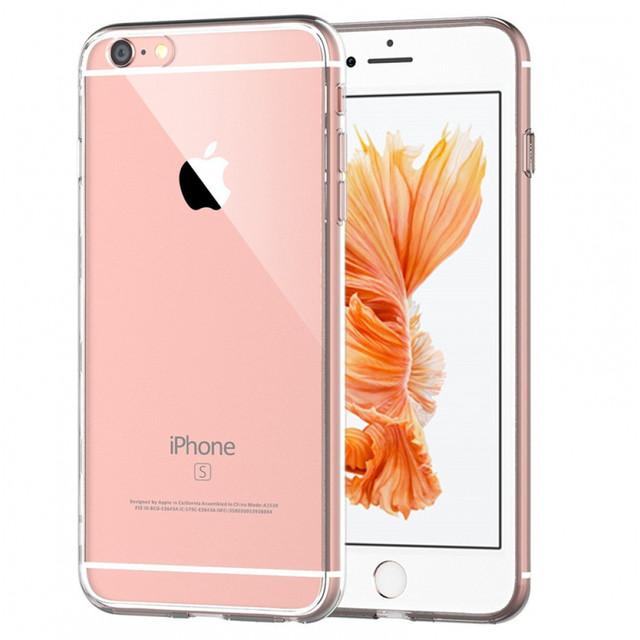 Силиконовые чехлы для iPhone 6 Plus и 6s Plus