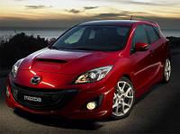 Брызговики модельные Mazda 3 2009- (Лада Локер)
