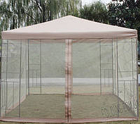 Шатер садовый DU-171 бежевый