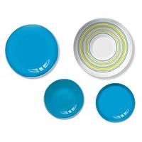 Столовий сервіз Arty Azur Luminarc 19 предметів