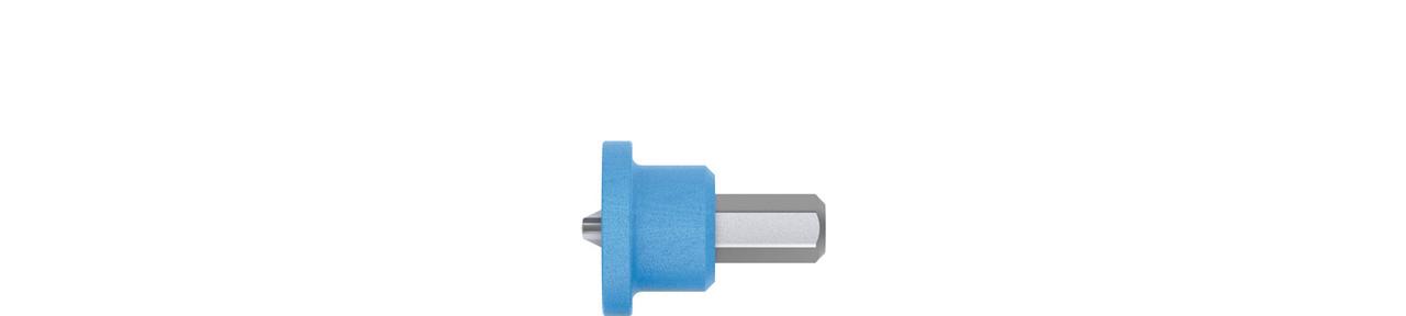 Біта DryWall Stop форма С РН2x25 мм; Біта зі стопорним кільцем