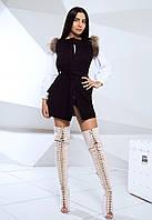 Женская модная жилетка  ВШ725, фото 1