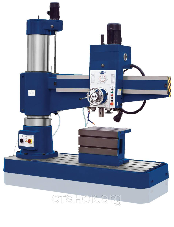 Zenitech RDM 40 Радиально-сверлильный станок по металлу зенитек рдм 40 верстат свердлильний