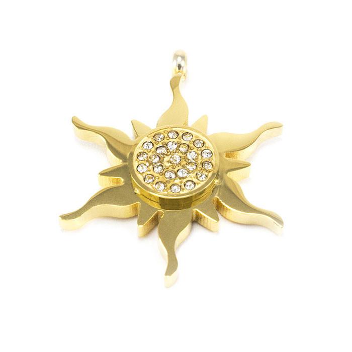 Кулон Солнце Арт. PD022SL
