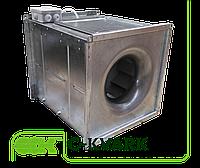 Вентилятор канальный радиальный квадратный с однофазным электродвигателем C-KVARK-35-35-2-220