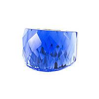 Кольцо крупное с синим камнем Арт. RN057SL (17), фото 3