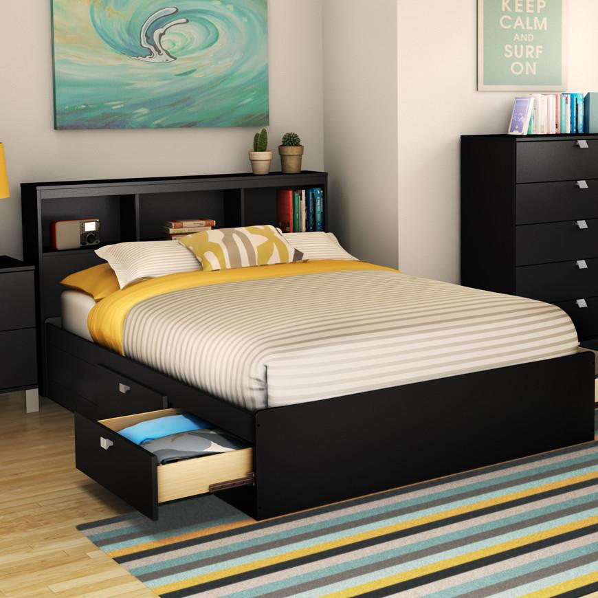 """Двухспальная кровать из натурального дерева """"Мадрид"""""""